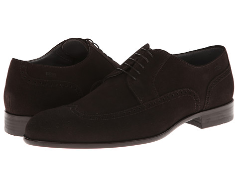 BOSS Black - Brosion S (Dark Brown) Men's Shoes