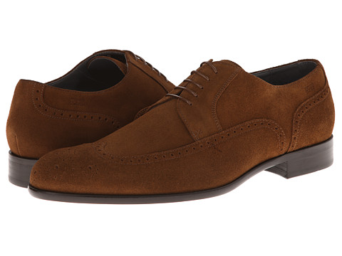 BOSS Black - Brosion S (Medium Brown) Men's Shoes