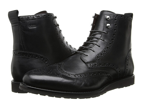BOSS Black - Casuro (Black) Men's Shoes