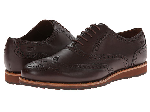 BOSS Black - Casero (Dark Brown) Men's Shoes