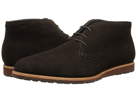 BOSS Black - Cassel (Dark Brown) Men's Shoes