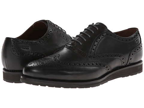 BOSS Black - Casero (Black) Men's Shoes