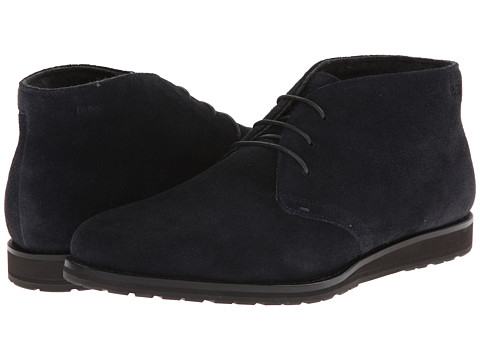 BOSS Black - Cassel (Dark Blue) Men's Shoes