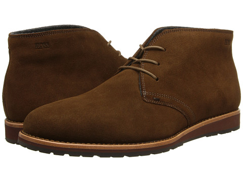 BOSS Black - Cassel (Medium Brown) Men