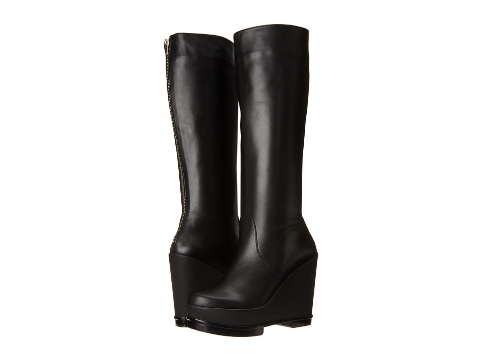 Robert Clergerie Skieur (Black Lcalf) Women