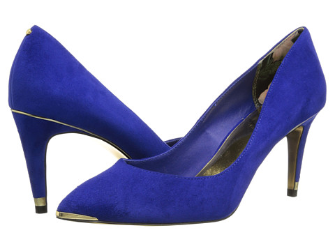 Ted Baker - Monirra (Blue Suede) High Heels