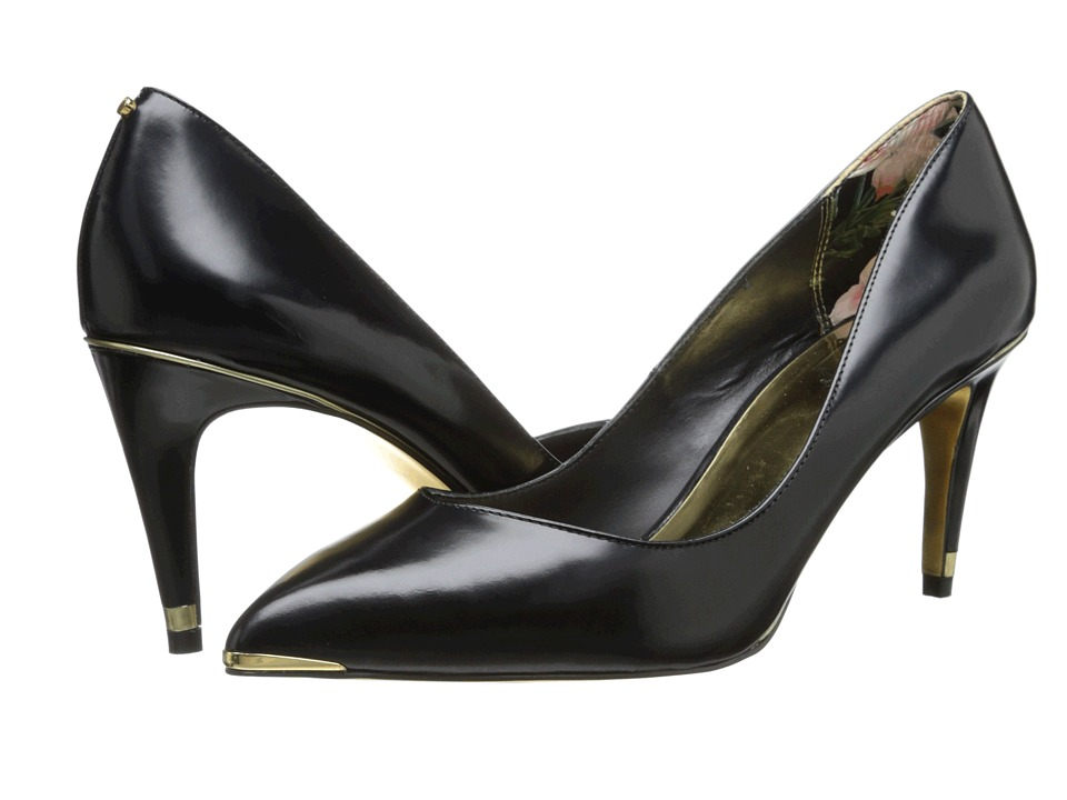 Ted Baker - Monirra (High Black Shine) High Heels