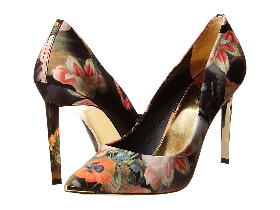 Ted Baker - Saeber (Black Multi) High Heels