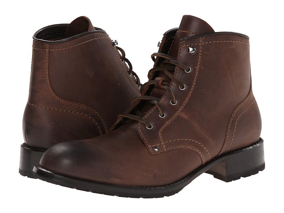 Cole Haan - Wayne Lug Boot (T Moro) Men