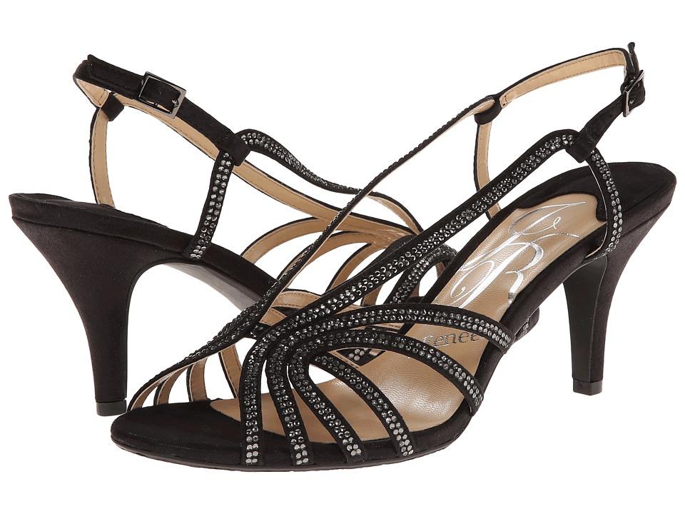 J. Renee - Evra (Black) High Heels