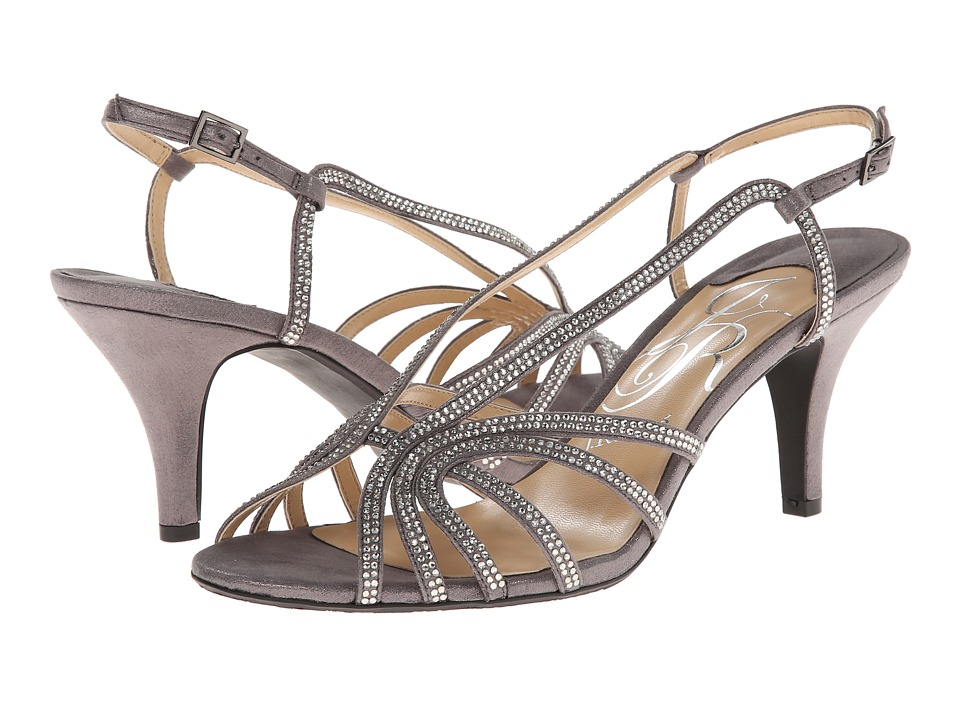 J. Renee Evra (Dark Taupe) High Heels