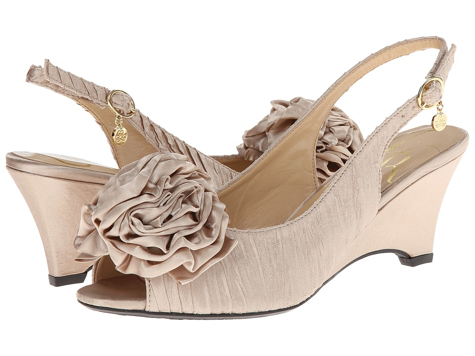 J. Renee - Kindly (Beige) Women's Shoes