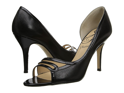 J. Renee - Alameda (Black/Black) High Heels