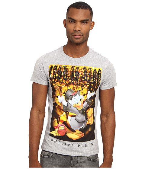 Philipp Plein - Cash Is King Tshirt (Black) Men