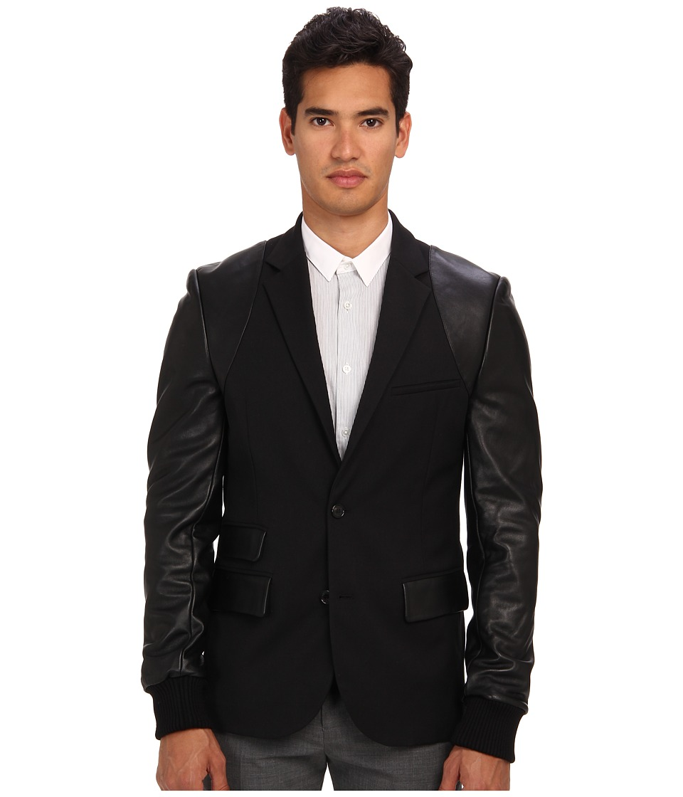 Philipp Plein - Legacy Blazer (Black) Men's Jacket