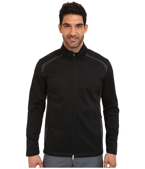 Nike Golf - Wind Resist Therma-Fit Jacket (Black/Metallic Silver) Men