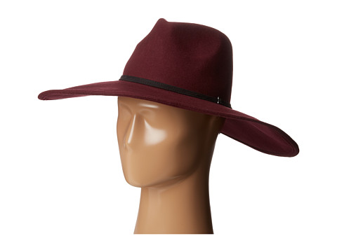 BCBGMAXAZRIA - Butterfly Floppy (Ruby) Traditional Hats
