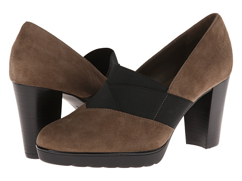 Bella-Vita - Zeta (Taupe Kidsuede) High Heels