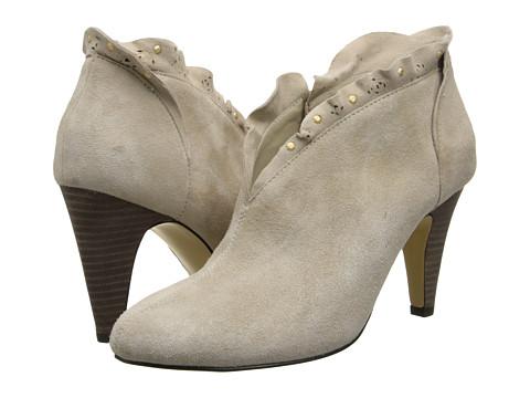 Bella-Vita - Nala (Fog Kidsuede) High Heels