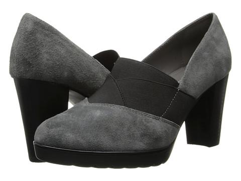 Bella-Vita - Zeta (Gravel Kidsuede) High Heels