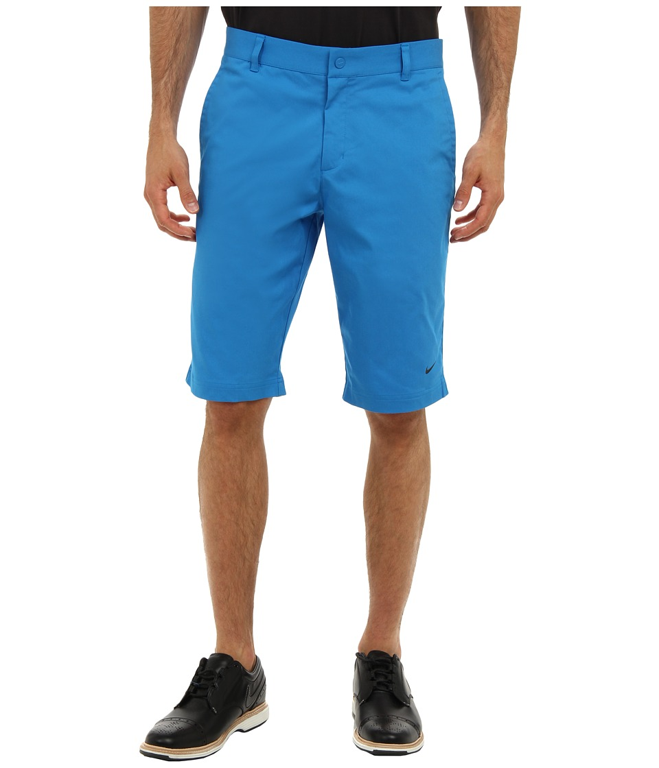 Nike Golf - Sport Modern Tech Short (Photo Blue/Black/Black) Men