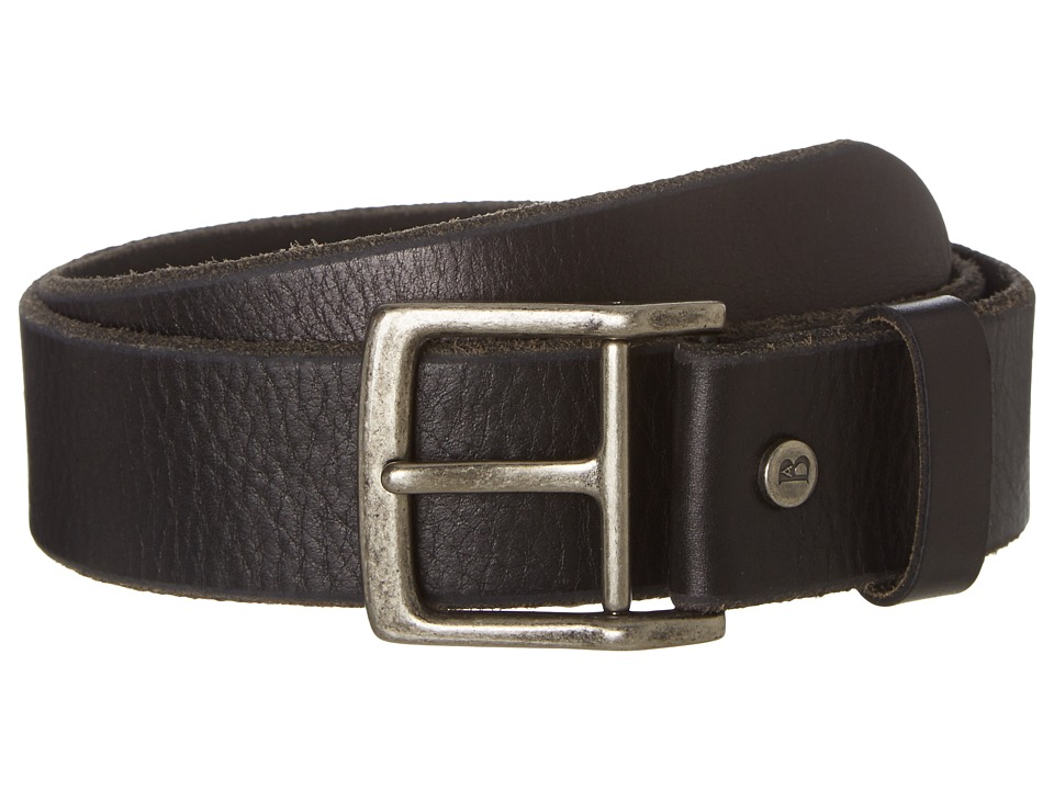 Bill Adler 1981 - Retro Jean Belt (Black) Men's Belts
