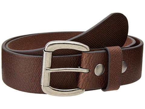 Bill Adler 1981 - Honeycomb Belt (Brown) Men's Belts