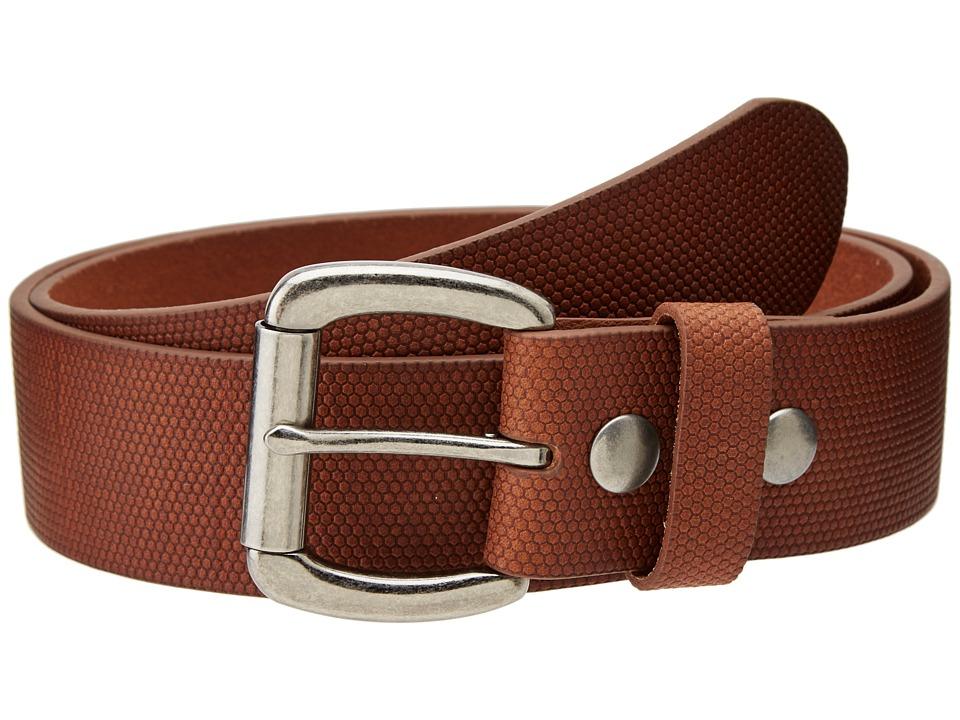 Bill Adler 1981 - Honeycomb Belt (Saddle) Men's Belts