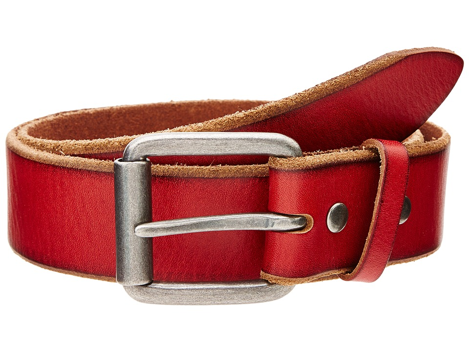 Bill Adler 1981 - Jelly Bean Belt (Cherry) Belts