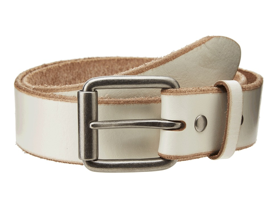 Bill Adler 1981 - Jelly Bean Belt (White) Belts