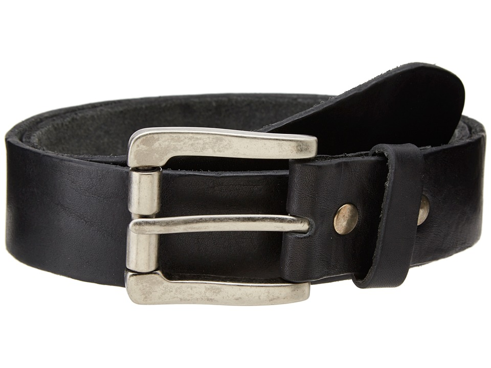 Bill Adler 1981 - Classic Vintage (Black) Men's Belts
