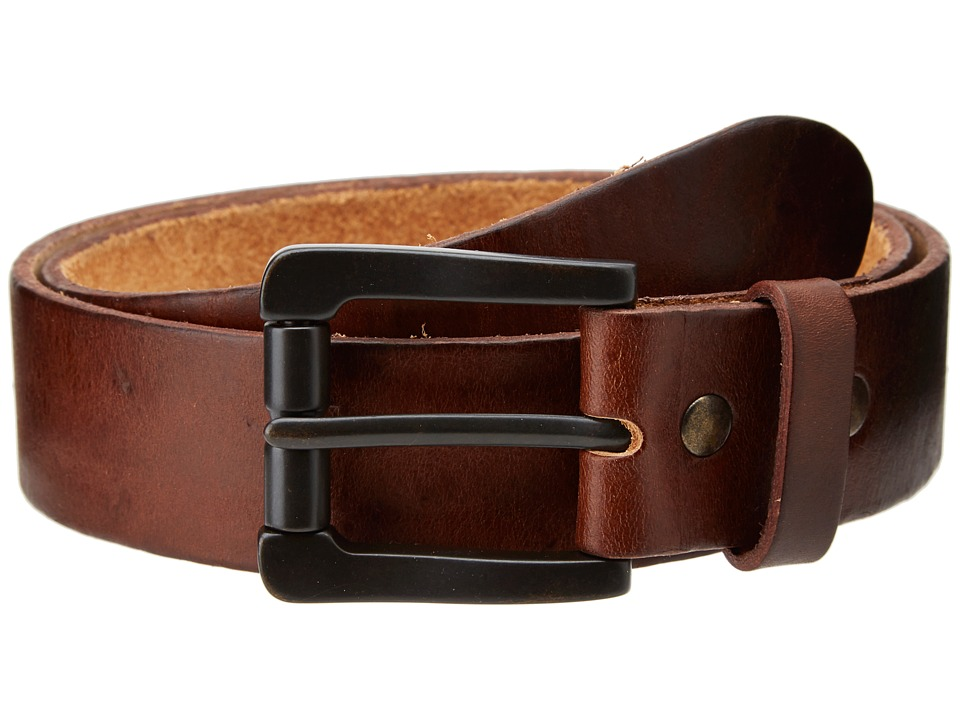 Bill Adler 1981 - Classic Vintage (Brown) Men's Belts