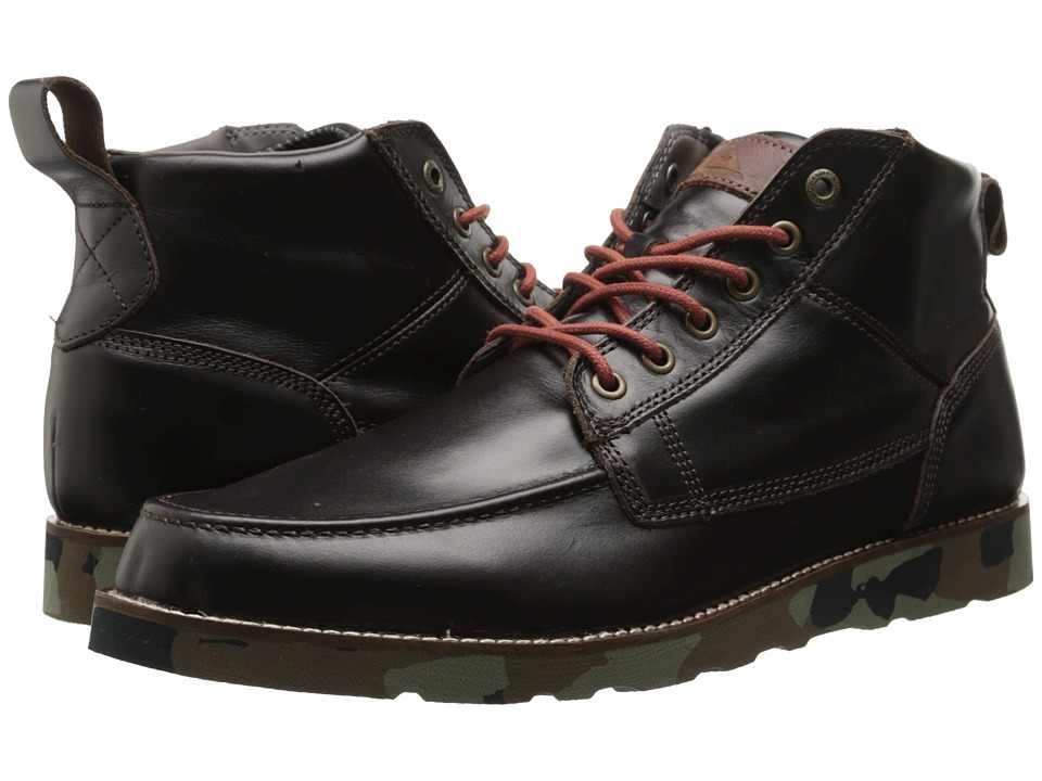 Quiksilver - Sheffield (Demitasse/Solid) Men's Boots