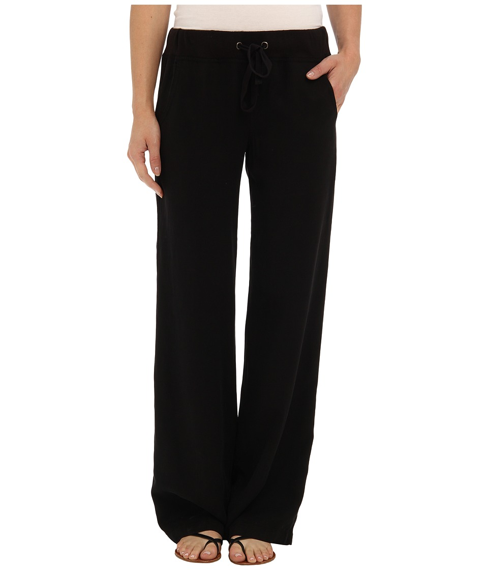 Sanctuary - New Sand to City Pant (Black) Women's Casual Pants