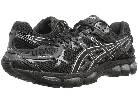 ASICS - GEL-Kayano 21 (Onyx/Black/Silver) Men