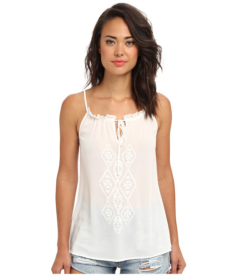 Sanctuary - Collector Tank (White) Women's Sleeveless