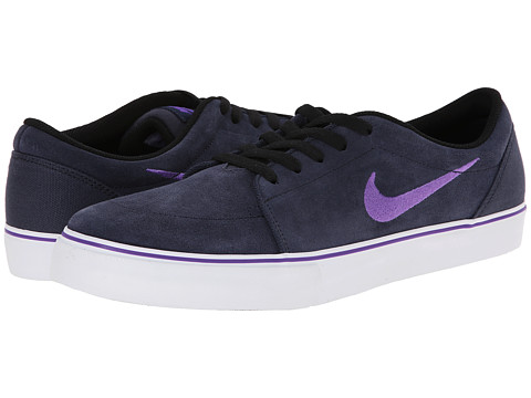 Nike SB - Satire (Obsidian/White/Hyper Grape) Men