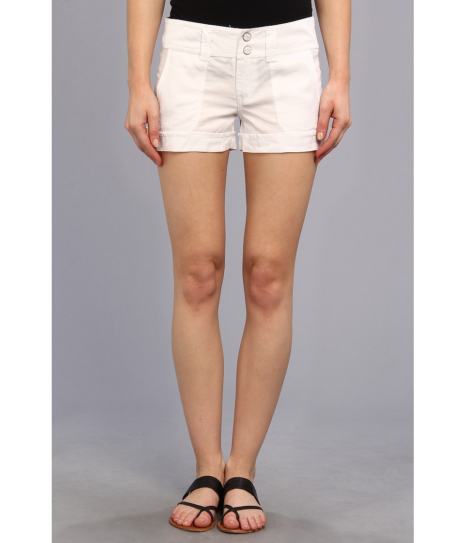 Sanctuary - Venice Short (White) Women's Shorts