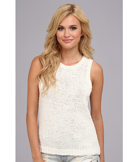 Sanctuary - Crafted Shell (White) Women