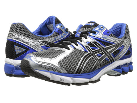 ASICS - GT-1000 3 (Lightning/Black/Royal) Men