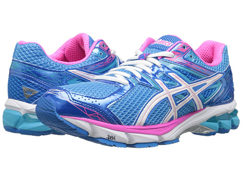 ASICS - GT-1000 3 (Turquoise/White/Hot Pink) Women