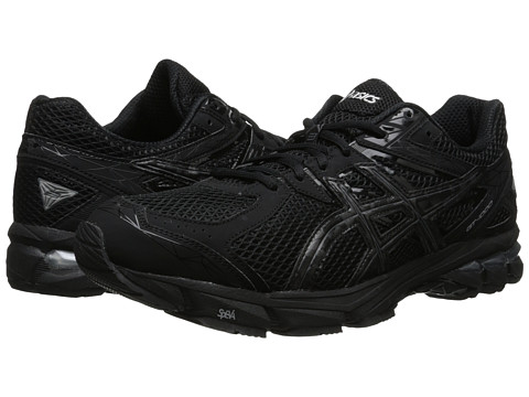 ASICS - GT-1000 3 (Black/Onyx/Lightning) Women's Running Shoes