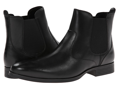 Cole Haan - Copley Chelsea Boot (Black) Men