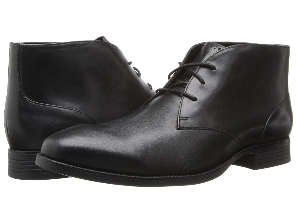 Cole Haan - Copley Chukka Boot (Black) Men
