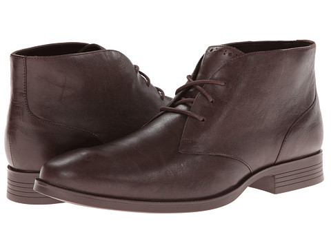 Cole Haan - Copley Chukka Boot (Chestnut) Men's Lace-up Boots