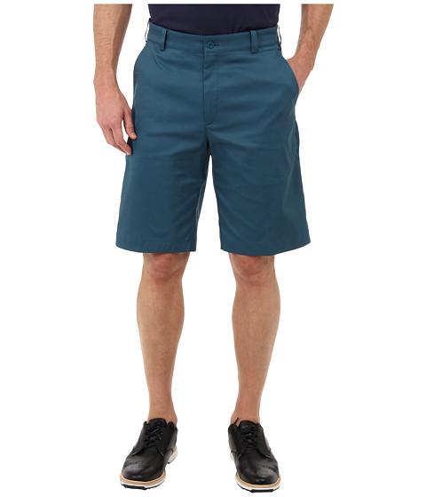 Nike Golf - Flat Front Tech Short (Space Blue/Space Blue) Men