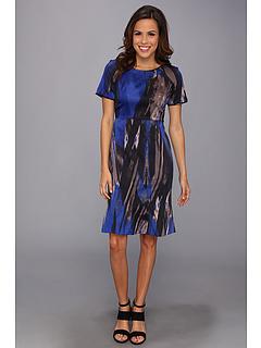 SALE! $74.99 - Save $83 on T Tahari Zahara Dress (Brilliant Blue) Apparel - 52.54% OFF $158.00