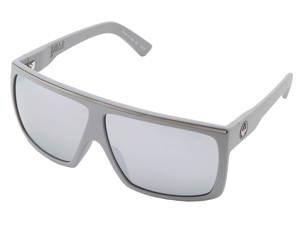 Dragon Alliance - Fame (Grey Matter/Pearl Ion) Sport Sunglasses