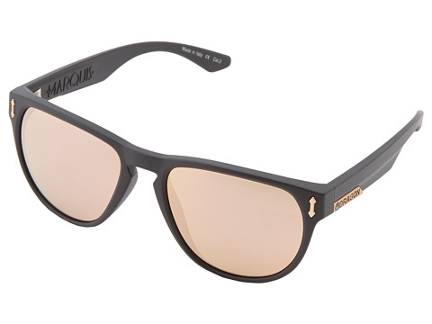 Dragon Alliance - Marquis (Matte Black/Rose Gold) Sport Sunglasses