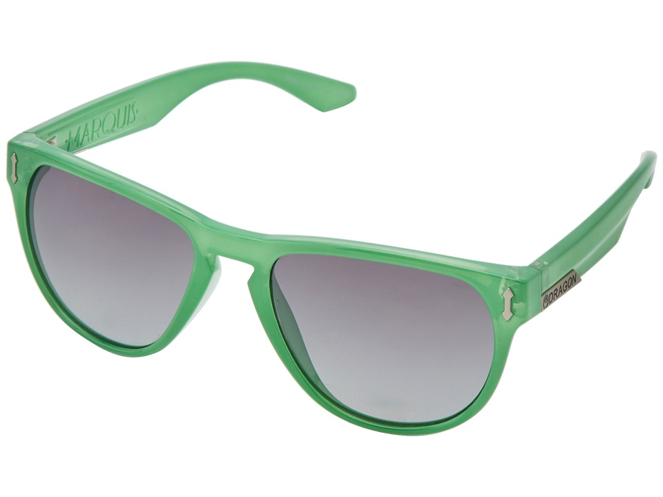 Dragon Alliance - Marquis (Jade/Grey) Sport Sunglasses